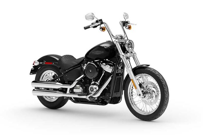 5 Things You Need To Know About The 2020 Harley-Davidson Softail Standard