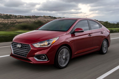 2020 Hyundai Accent Review