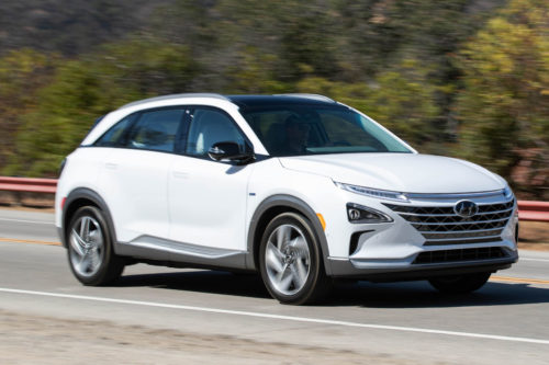 2020 Hyundai Nexo Review