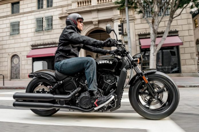 2020 INDIAN SCOUT BOBBER SIXTY FIRST LOOK: 60 CUBIC INCHES