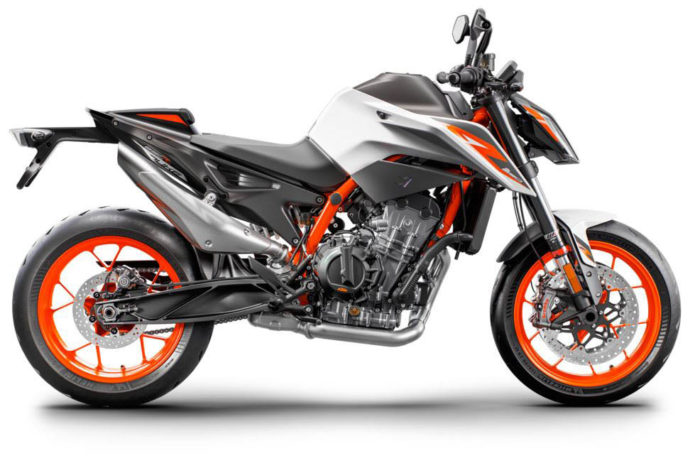 2020 KTM 890 DUKE R FIRST LOOK (10 FAST FACTS)