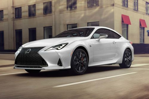 2020 Lexus RC Review