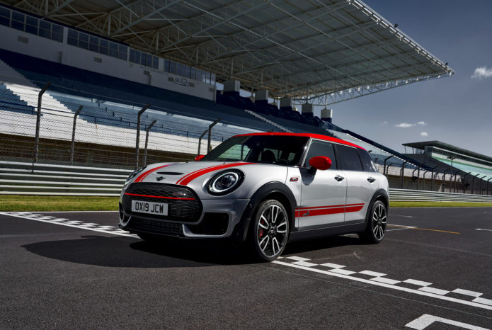 2020 Mini Clubman JCW Review: A Wolf in Austin Powers's Clothing
