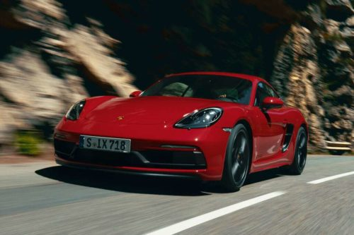 2020 Porsche 718 Cayman Review