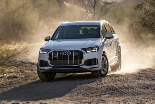 Tested: 2020 Audi Q7 55 Is Quick and Quiet