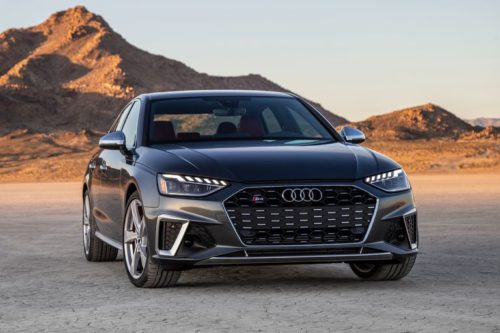 2020 Audi S4 Flies (Quickly) Under the Radar