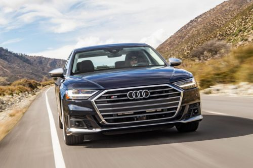 Tested: 2020 Audi S8 Issues an Executive Order for Speed
