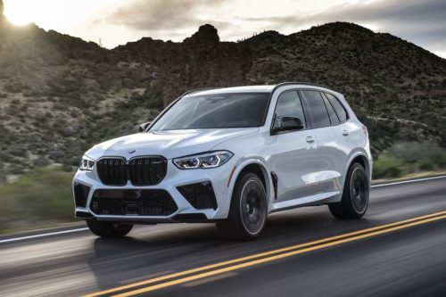 2020 BMW X5 M Is Irrationally Excellent