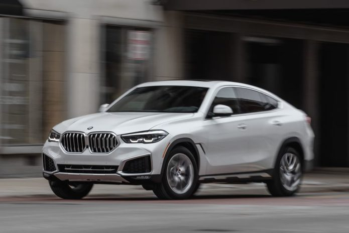 2020 BMW X6 xDrive40i's Fashionable Performance Comes at a Price