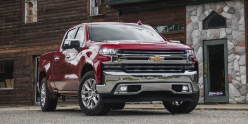 Chevy's Electric Pickup Will Go Toe to Toe with Ford F-150 and Tesla Cybertruck