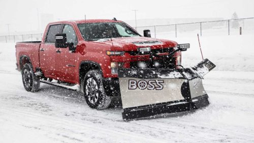 2020 Chevrolet Silverado HD Snow Plow First Drive: Celebrating Winter's Unsung Heroes