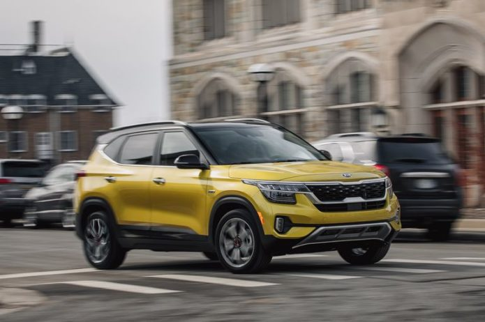 Kia's New Seltos Goes Beyond the Small-SUV Essentials