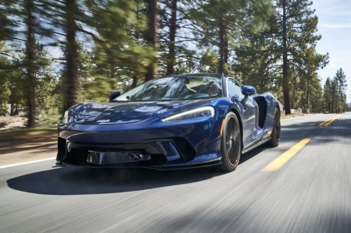 Tested: 2020 McLaren GT Is Still Very Much a McLaren