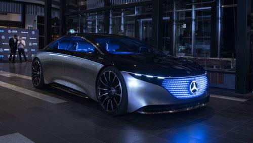 Tested: Mercedes EQS concept car – Australian first drive