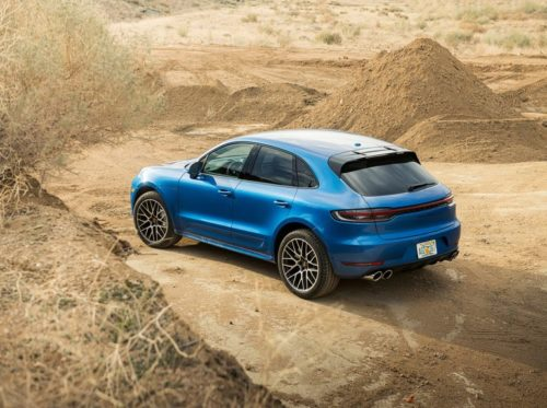 Porsche's Updated Macan Turbo Remains a Hot SUV Benchmark