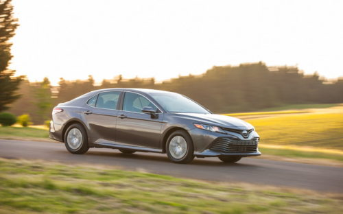 2020 Toyota Camry Hybrid review: It's great, but get the LE