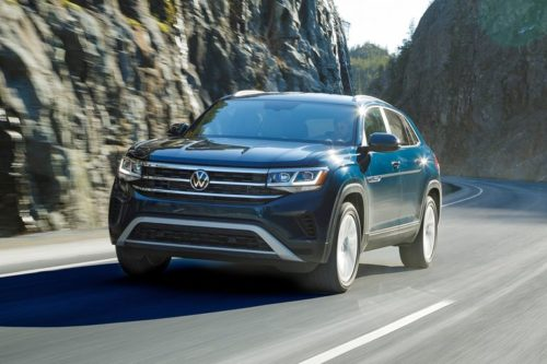 2020 Volkswagen Atlas Cross Sport Proves That Looks Matter