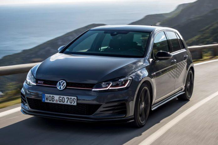 Volkswagen Golf GTI TCR priced