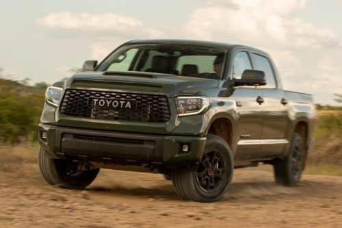 New Toyota Tundra coming next year