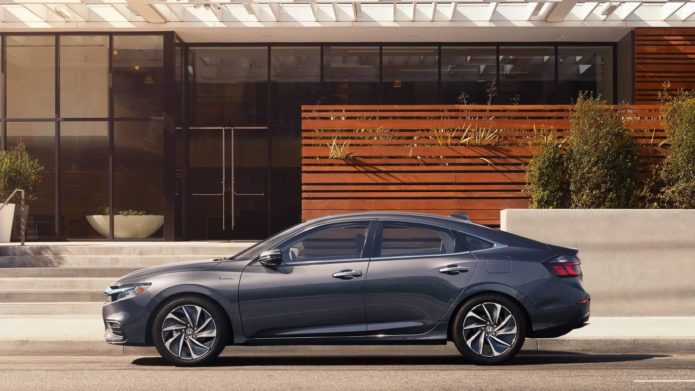 2021 Honda Insight enters the fray with new safety tech