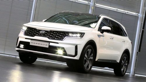 2020 Kia Sorento revealed ahead of Australian debut