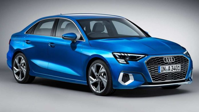 2021 Audi A3 Sedan Slated for U.S. Debut Later This Year