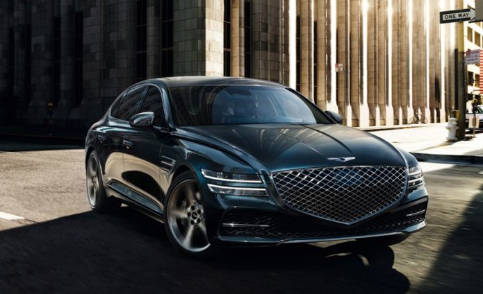2021 Genesis G80 debuts with unprecedented styling and genuine luxury