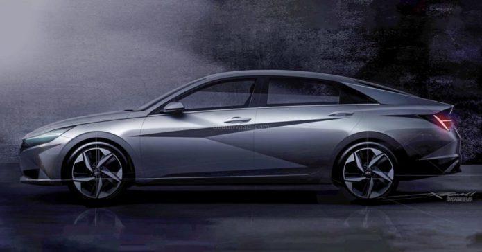2021 Hyundai Elantra About to Get Dramatic Redesign Like Sonata