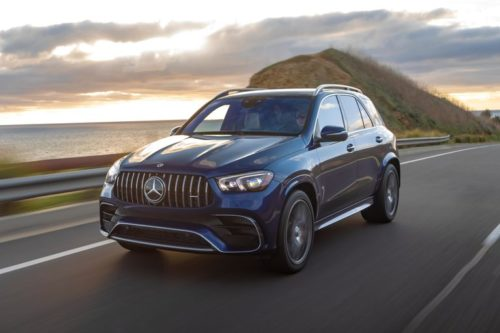 2021 Mercedes-AMG GLE63 S Defines Muscle-Bound Refinement