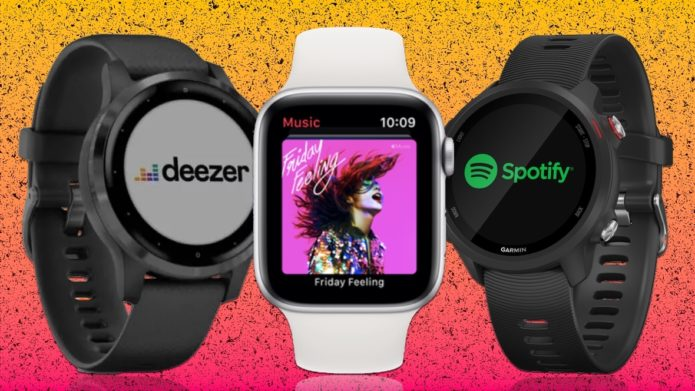 Best running watches with music: MP3, offline Spotify from Garmin and more