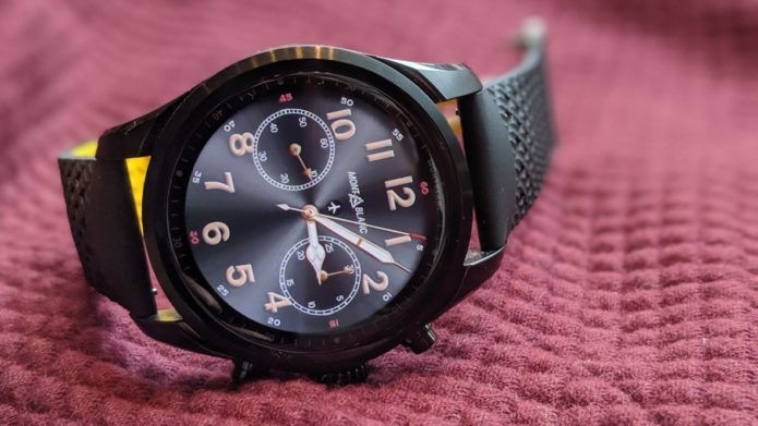 Montblanc Summit 2+ first look: Luxury smartwatch gets standalone powers