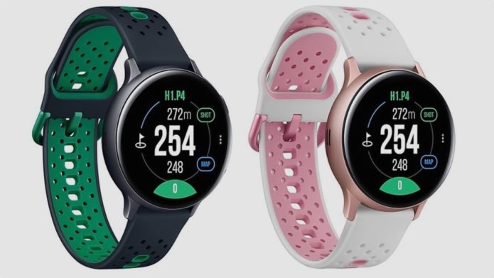 Samsung unleashes Active 2 LTE and Golf Editions