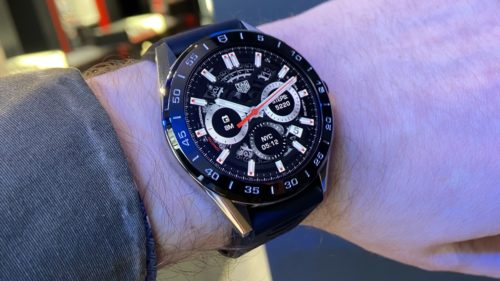 Tag Heuer Connected 2020 first look: Sport tech never looked this good
