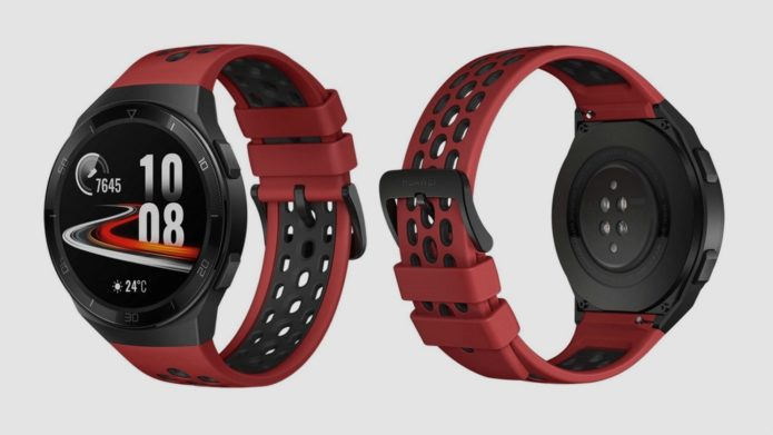 Huawei Watch GT2e leaks – with updated design but familiar specs