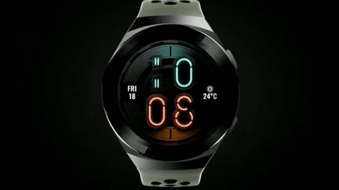 The Huawei Watch GT2e is official with sporty new look – and not much else