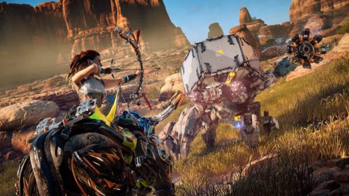 Confirmed: Horizon Zero Dawn is coming to PC