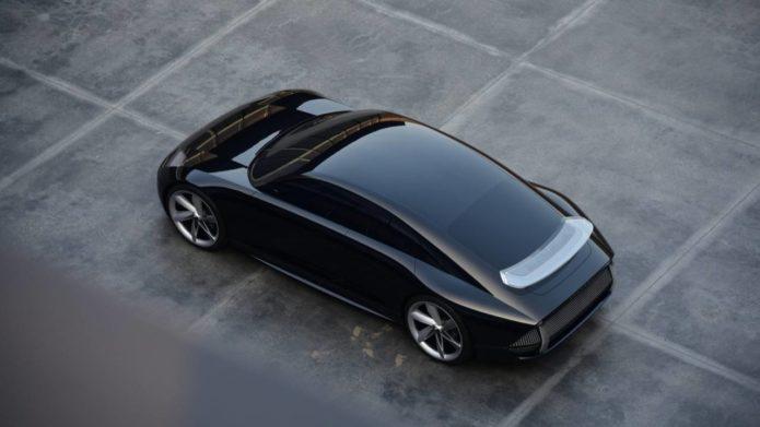 Hyundai Prophecy concept is EV futuristic-retro done right