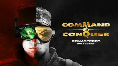 Command and Conquer Remastered Collection brings the strategy classics back to PC later this year