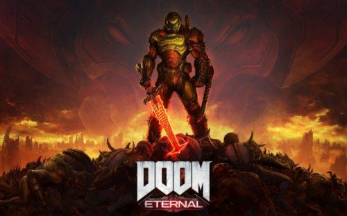 """Doom Eternal won't run at """"true 4K"""" on Google Stadia after all"""