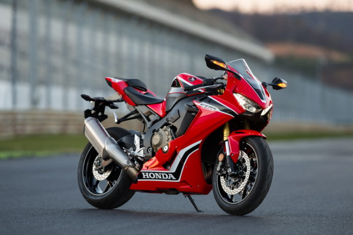 5 Things You Need To Know About The 2020 Honda CBR1000RR