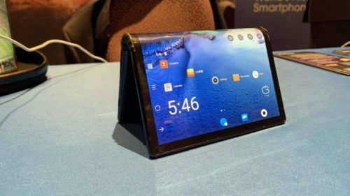 Royole FlexPai 2 foldable phone: 'significant improvements in every possible way'