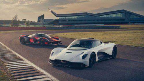 Aston Martin's new turbo V6 sounds like a glorious beast