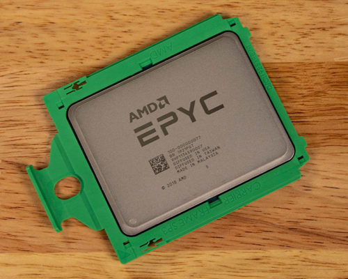 Microsoft Azure HBv2 HPC Features AMD EPYC 7002 and Mellanox
