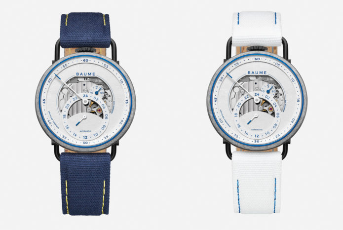 This New Watch Is Made from Excess Material from Professional Skis