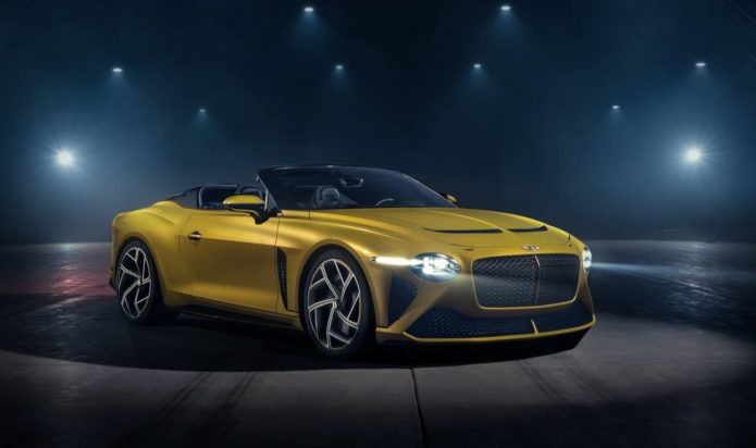 Bentley Mulliner Bacalar revealed: Roofless and bespoke for when the sky's the limit