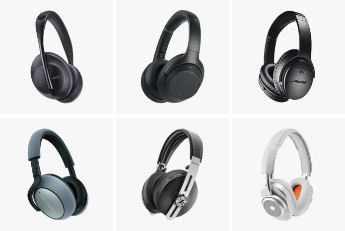 The Best Noise-Canceling Headphones of 2020