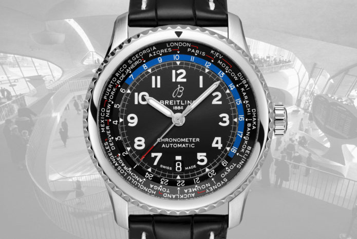 Travel in Style with These Seven Incredible World Time Watches