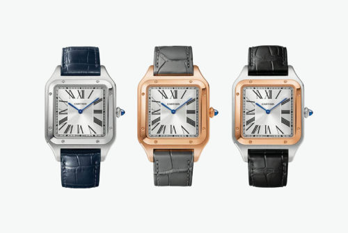 Cartier's Classic Pilot Watch Now Offers a Slim Mechanical Movement