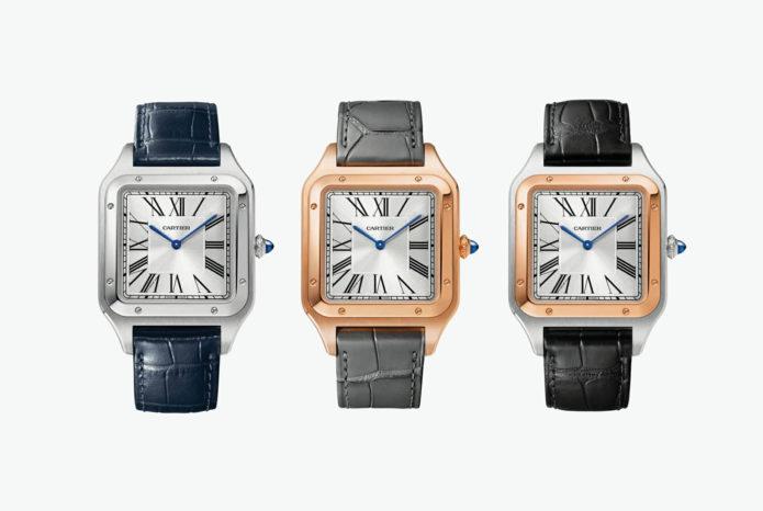 Cartier's Classic Pilot Watch Now Offers a Slim Mechanical Movement