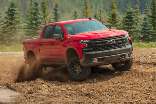 Chevy Silverado Slips By Ram To Win Second-Place Sales Crown In 2020